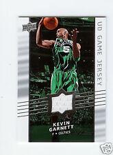 2008-09 Upper Deck Game Jersey Kevin Garnett