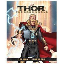 Thor: The Dark World Movie Storybook (The Movie Storybook)