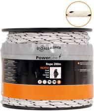 Corda Powerline per recinzioni elettriche professionali diametro 5mm