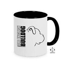 MUGWILPROF Tasse Kaffeebecher OLD ENGLISH BULLDOG Profil WILSIGNS Siviwonder