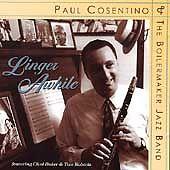 Linger Awhile by Paul Cosentino (CD, Jun-1998, Biograph)