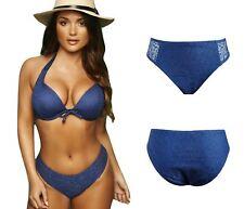 Pour Moi Swimwear Puerto Rico Bikini Brief 65003 Denim