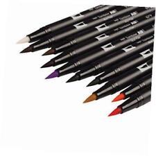Tombow Dual Brush Pen U PICK New