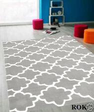 KA RUGS KIDS RUG GREY Premium Moroccan Thick Floor Mat Carpet Plash Thick