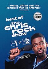 The Best of the Chris Rock Show - Vol. 1  2 (DVD, 2005, 2-Disc Set)