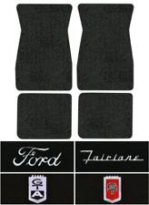 1967-1970 Ford Fairlane Floor Mats - 4pc - Loop