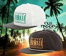 uk availability 21d28 454d3 New Volcom Hawaii Frame Mens Snapback Cap Hat
