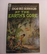 At the Earth's Core, E R Burroughs, Ace Paperback, 40c, Fine-