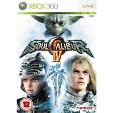 Soul Calibur IV (Xbox 360), Very Good Xbox 360, Xbox 360 Video Games