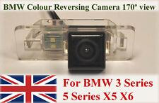 Vue arrière Caméra de Recul Stationnement LED pour BMW 3 série 5 X5 X6 E39 E46 E60 E90