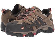 Merrell Women's Moab 2 Vent Waterproof Composite Toe Work Shoes, J15774