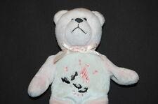 "PINK DANCE BEAR MUSIC SHOES 9"" BEARY THOUGHTFUL   Plush Stuffed Animal Lovey Toy"