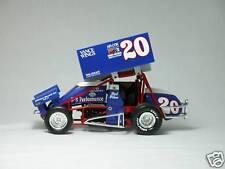 # 20 Bob Trostle  RC2 Sprint Car -- 1/24th scale
