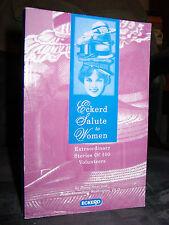 The Eckerd 100 Salute to Women: Extraordinary Stories Of 100 Female Volunteers