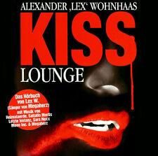 CD Megaherz Kiss Lounge von Alexander Lex Wohnhaas 4CDs