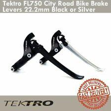 Tektro Bicycle FL750 City Road Bike Brake Levers 22.2mm Black or Silver