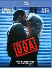 D.O.A. (Blu-ray Disc, 2012)  Meg Ryan, Dennis Quaid   48 hours to live