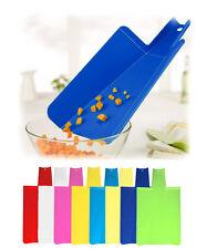 Tagliere pieghevole da cucina colorato e resistente 37,5 x 21 cm