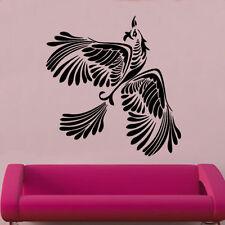 Love Bird Decal Vinyl Wall Sticker Art Vintage Shabby Chic Room