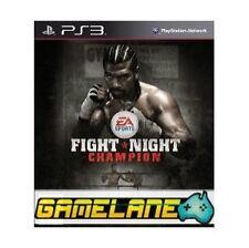 Fight Night Champion (Sony PlayStation 3, 2011), used