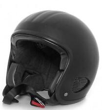 """Jethelm BORES-GENSLER """"KULT"""" kleinster ECE-22.05 geprüfte Motorradhelm Jet Helm"""