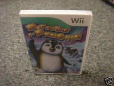 Defendin' de Penguin  (Wii, 2008) new