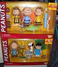 #184 NRFB Memory Lane PEANUTS Good Ole Charlie Brown Figure Sets