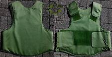 kugelsichere Weste Polizei Schutzweste BW Bundeswehr Army oliv grün M XL XXL 2XL