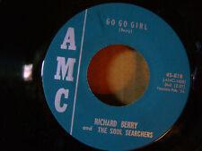 MINT/M- MOD NORTHERN SOUL 45~RICHARD BERRY~GO GO GIRL/BREAKING IN A NEW~HEAR