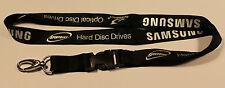 SAMSUNG Disc Drives Schlüsselband Lanyard NEU (T108)