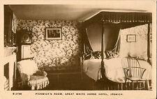 IPSWICH( Suffolk) : Pickwick's Room,Great White Horse Hotel RP
