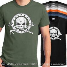 Serpiente Controlador Camiseta Calavera y Huesos Cruzados Camisa Reptiles Keeper