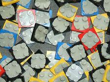 LEGO Technic - 20 x 2 x 2 PIASTRA giradischi rotanti con spedizione gratuita