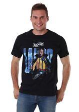 Solo: A Star Wars Story Lando Movie Poster Black T-Shirt