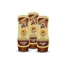 Australian Gold Lozione Solare con Kona Coffee SPF 15 -30-50 medium