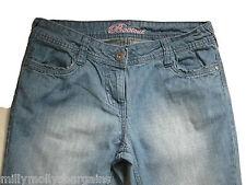 New Womens Blue Bootcut NEXT Jeans Size 14 12 10 8 Long Regular