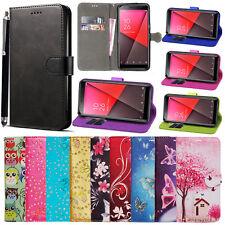 For Vodafone Smart N9 VFD-720 - N9 LITE VFD 620 -Wallet Leather Case Cover
