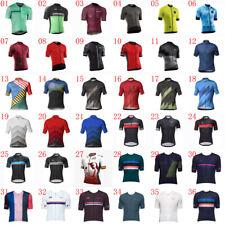 2019 Summer cycling Jersey Mens team bike shirts MTB bicycle outfits Racing tops