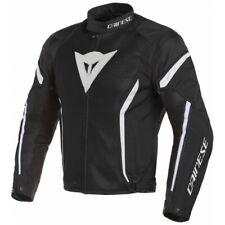 Giacca estiva traforata Dainese Air Crono 2 Tex nero moto summer jacket