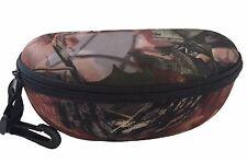 Andevan Protective Eyeglasses/Sunglasses Case w/Clip& Belt Loop unisex size L