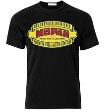 Mopar II - Graphic Cotton T Shirt Short & Long Sleeve