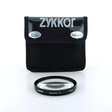 Macro +10 filter FOR Nikon D40 D50 18-55mm 55-200m lens