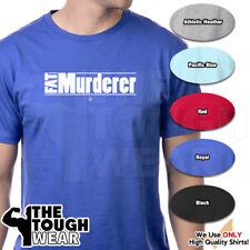 FAT MURDERER Gym Rabbit T Shirt 6 colors Workout Bodybuilding Fitness Lift D172