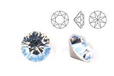 Xirius Chaton (1088) crystal moonlight, SS39 - 8 mm | Menge wählbar (6 Stk, 10 S