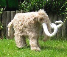 PRINTED INSTRUCTIONS-MAMMOTH WOOLLY MAMMOTH DINOSAUR TOY ANIMAL KNITTING PATTERN