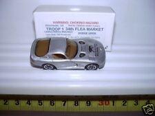 MATCHBOX 2004 TROOP 1 FLEA MARKET SILVER VIPER GTS NEW*