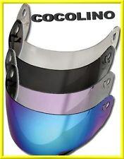 LS2 Visier Kart Motorrad Helm Karthelm FF351 FF352 FF369 384 visor helmet casque