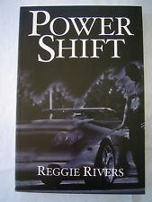 Power Shift by Reggie Rivers SIGNED Denver Broncos NFL 1st/1st 2000