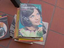 JEAN WEBSTER PAPA' GAMBALUNGA I DARLING N. 4 FABBRI 1968