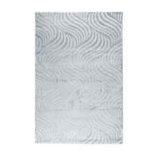 Tapis Moderne Craft Wave - Couleur beige ou gris sélectionnable | Joint Oeko-Tex
